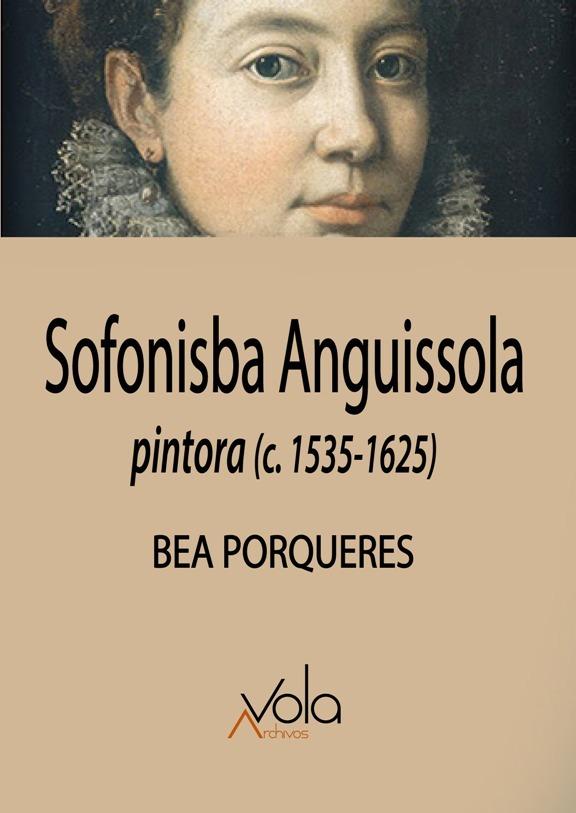 Sofonisba Anguissola: portada