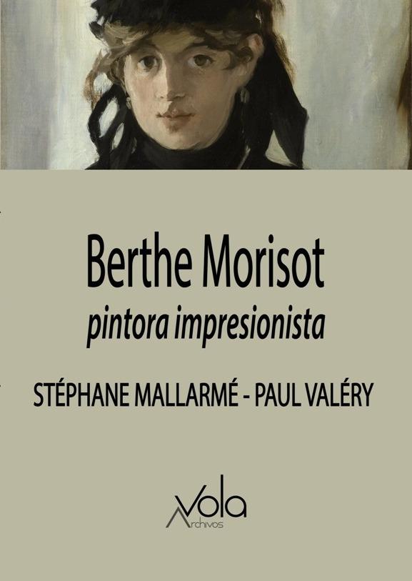 Berthe Morisot, pintora impresionista: portada