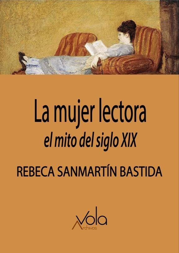 La mujer lectora: el mito del siglo XIX: portada