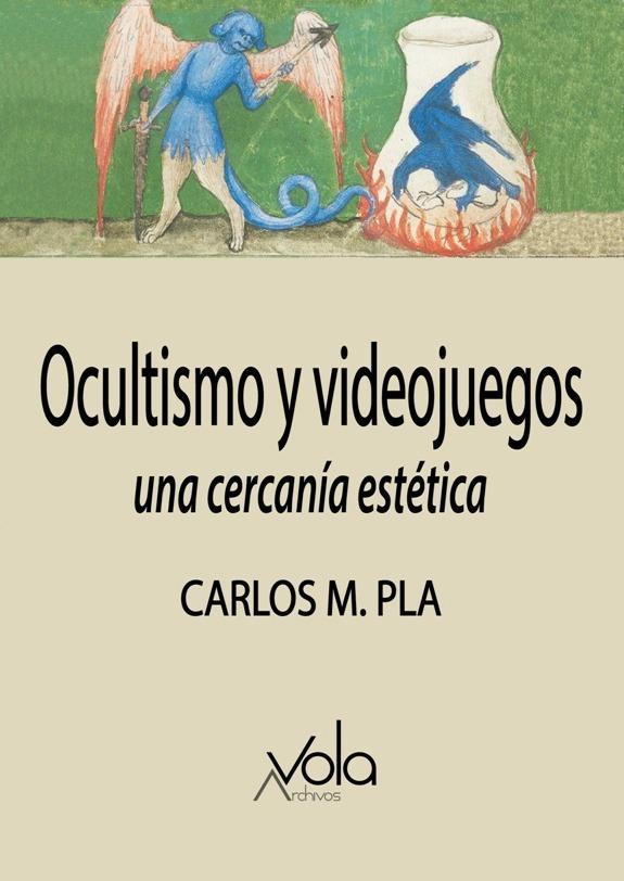 Ocultismo y videojuegos: portada