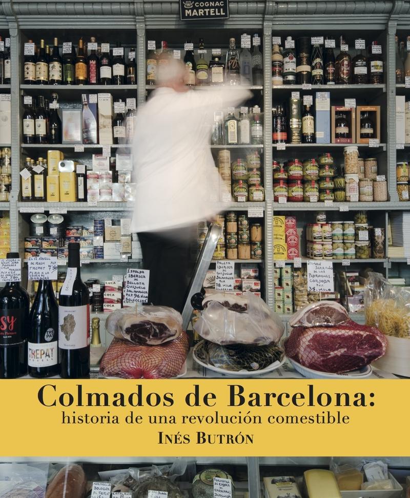Colmados de Barcelona: portada