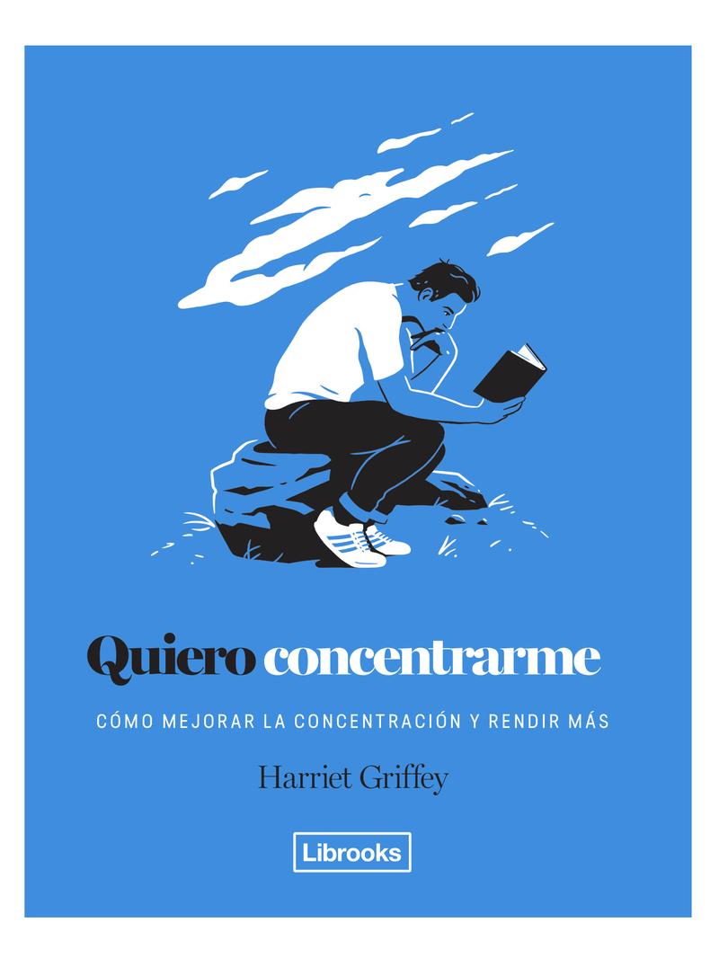 QUIERO CONCENTRARME: portada
