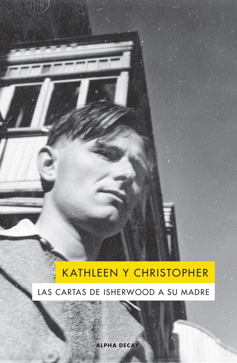 KATHLEEN Y CHRISTOPHER: portada