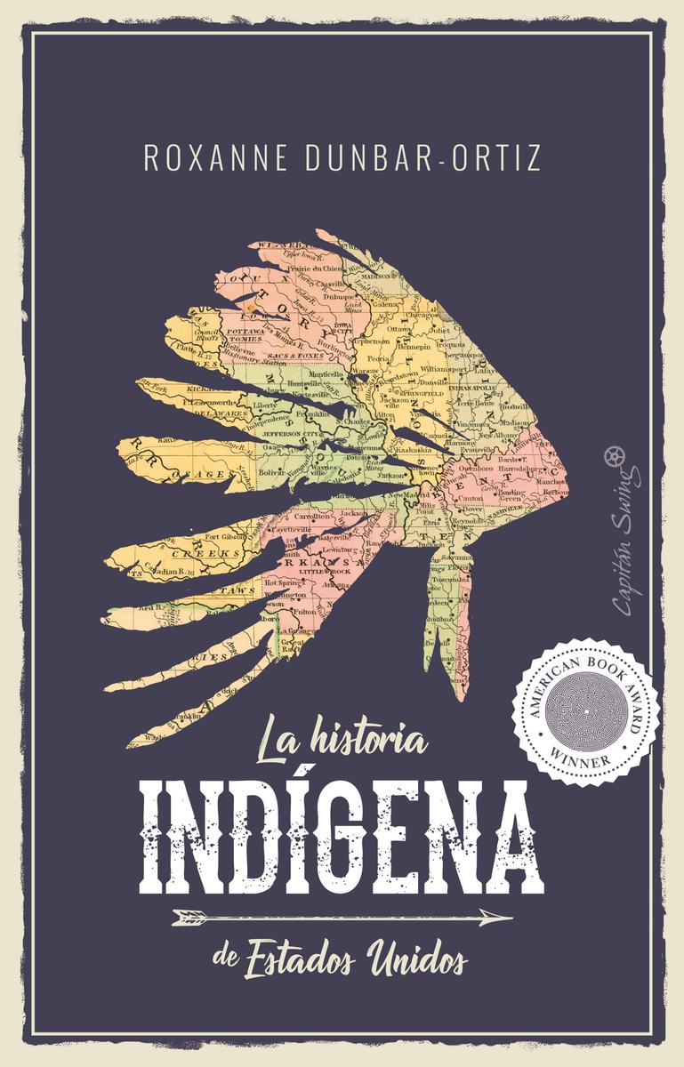 La historia indígena de Estados Unidos: portada