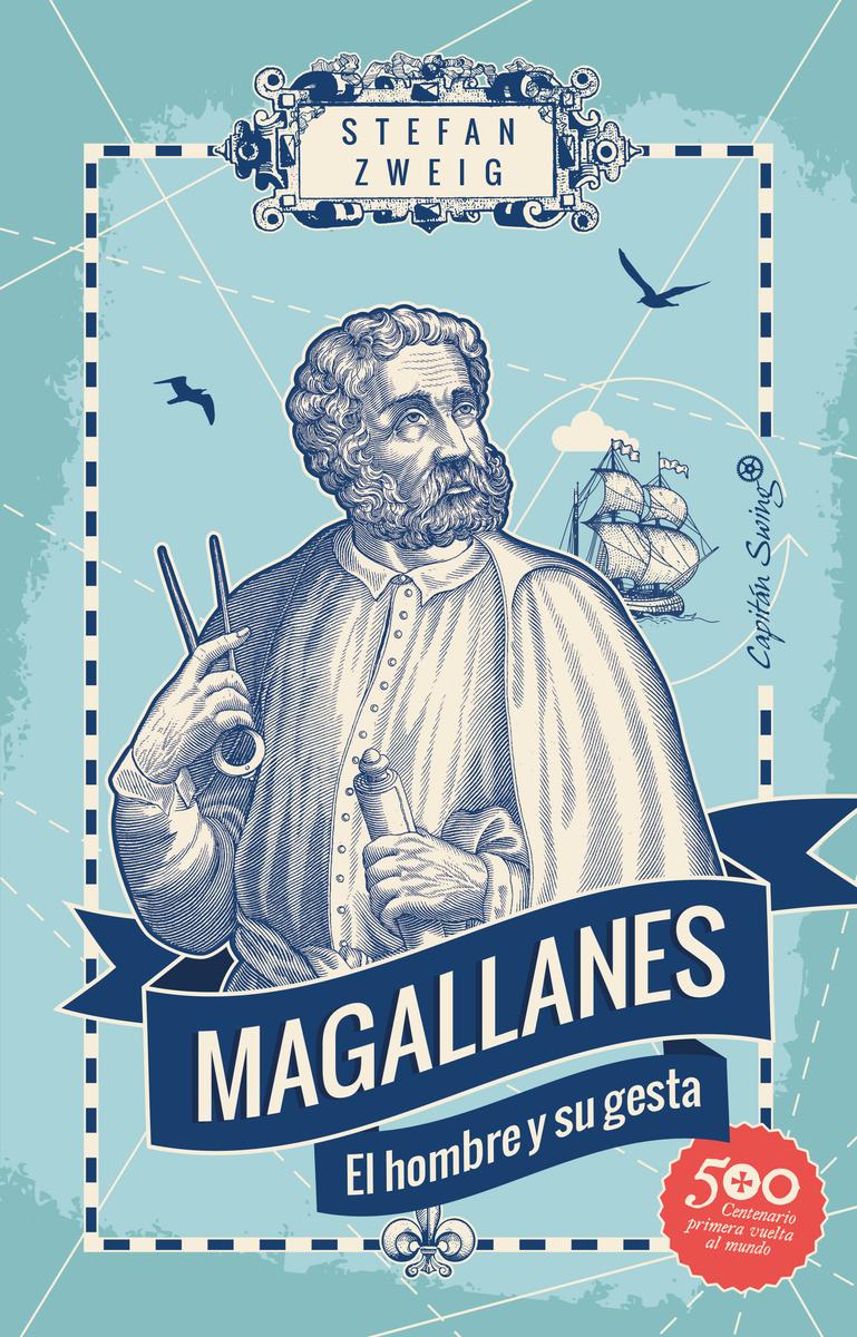 Magallanes: portada