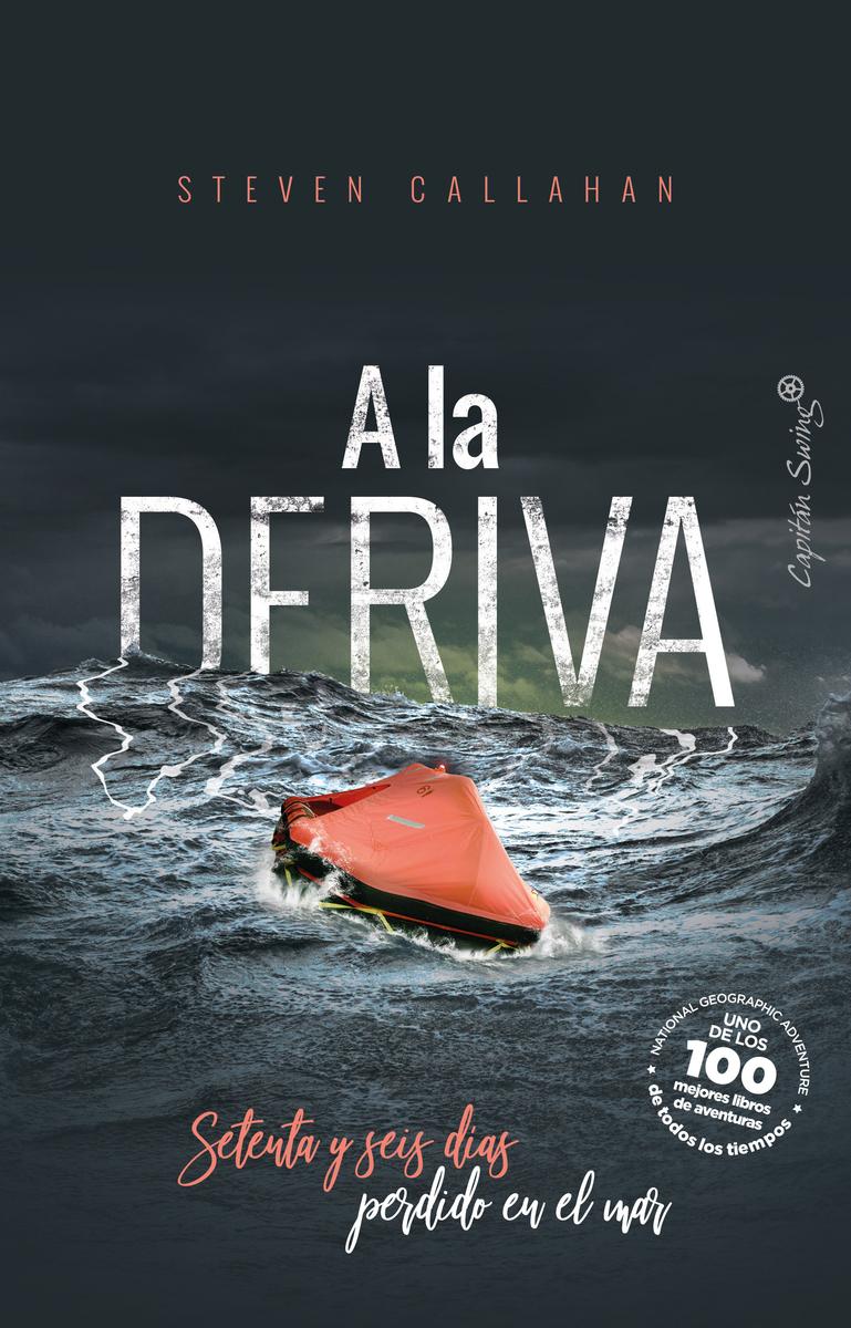 A la deriva: portada