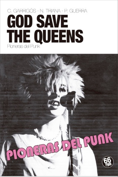 GOD SAVE THE QUEENS: portada
