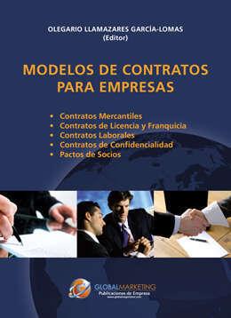 Modelos de contratos para empresas: portada