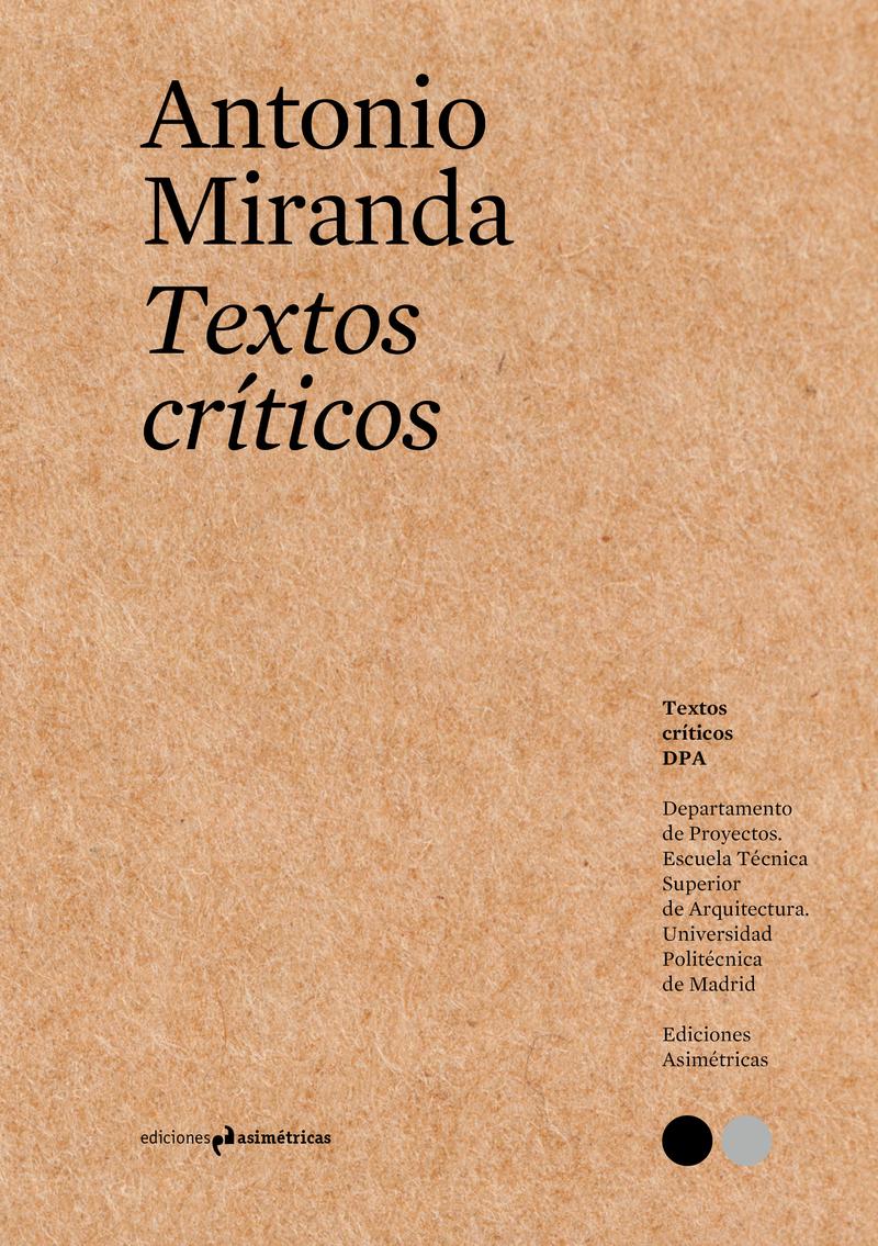 TEXTOS CRÍTICOS #7: portada