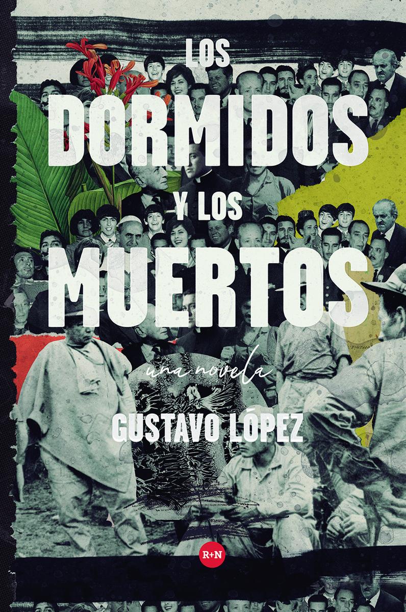 LOS DORMIDOS Y LOS MUERTOS: portada