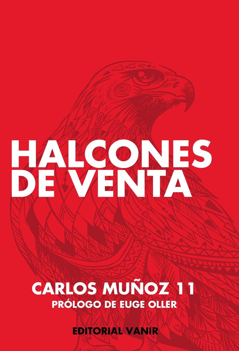 HALCONES DE VENTA: portada