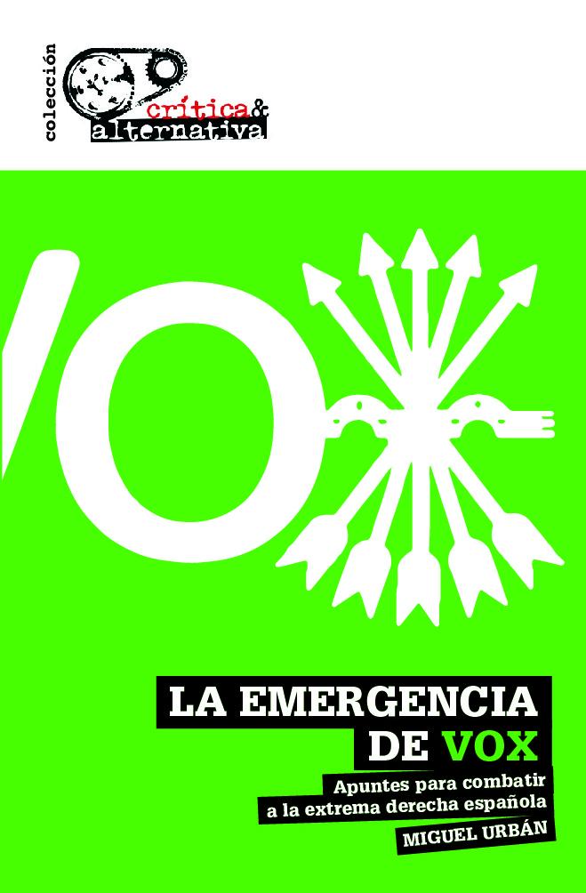 La emergencia de Vox: portada