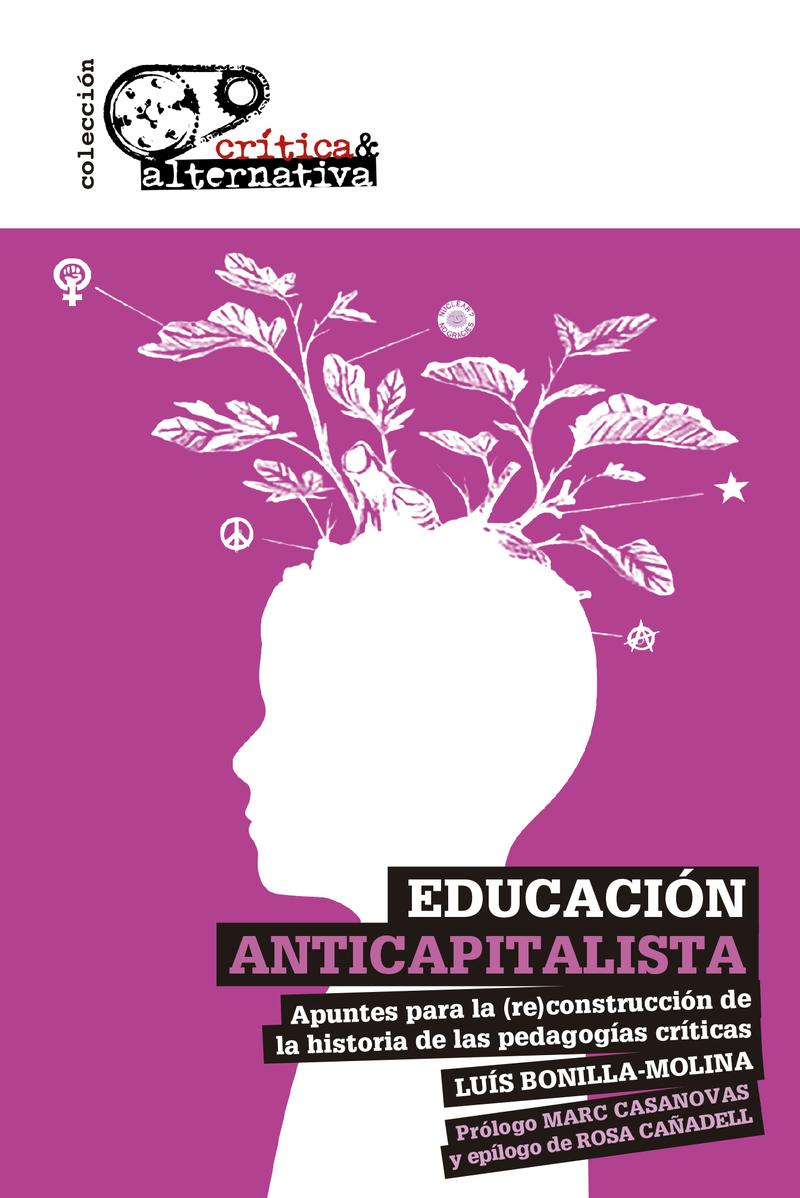 Educación anticapitalista: portada
