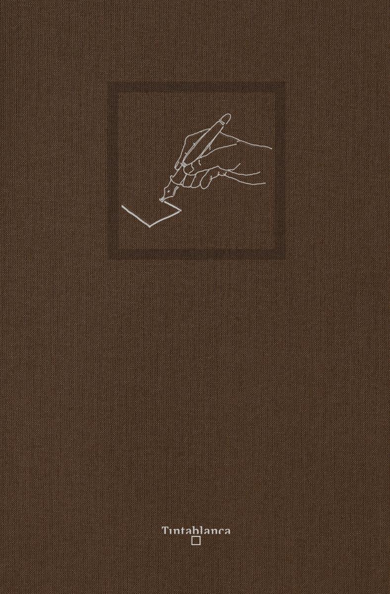 Cuaderno de escritura: portada