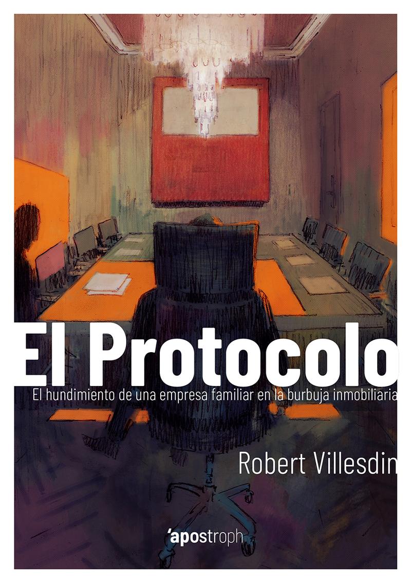 EL PROTOCOLO: portada