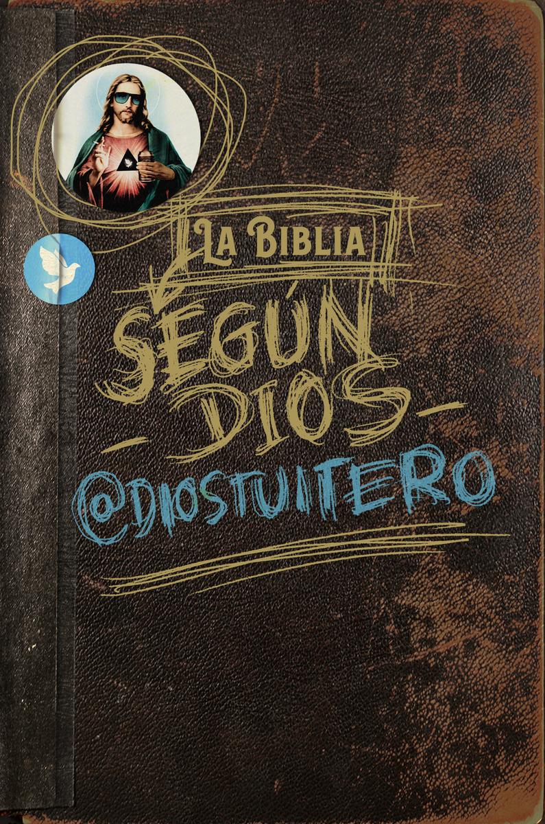 La Biblia según Dios: portada