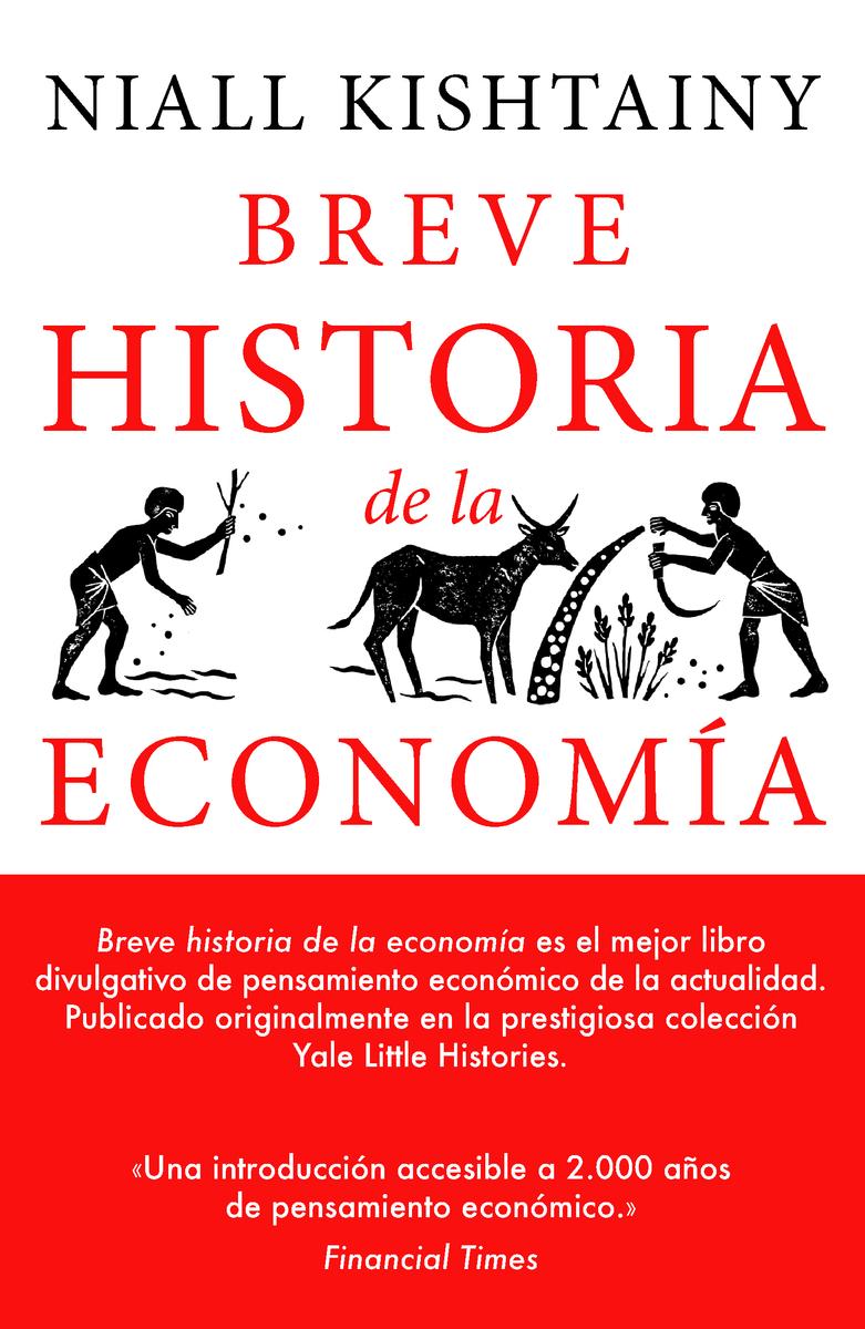 Breve historia de la economía: portada