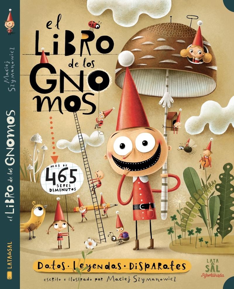 EL LIBRO DE LOS GNOMOS: portada