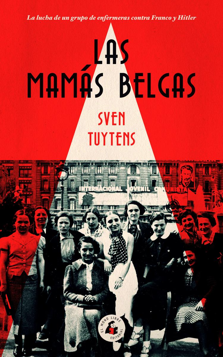 Las mamás belgas: portada
