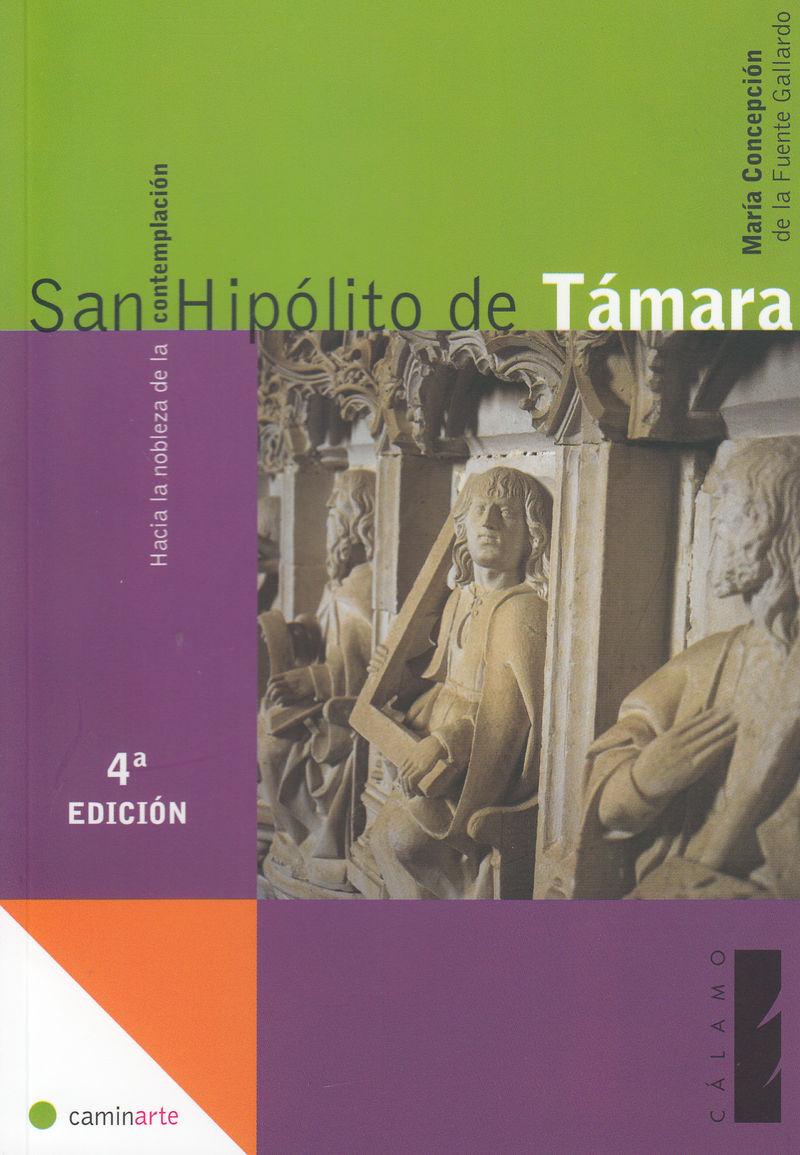 San Hipólito de Támara: portada