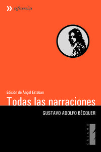 Todas las narraciones: portada