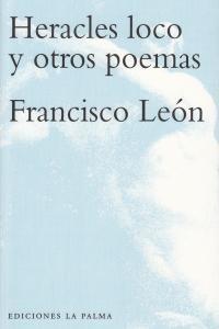 Heracles loco y otros poemas: portada