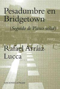 Pesadumbre en Bridgetown: portada