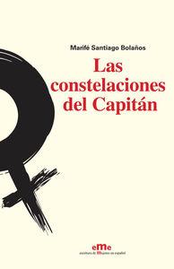 Las constelaciones del capitán: portada