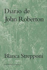 Diario de John Roberton: portada