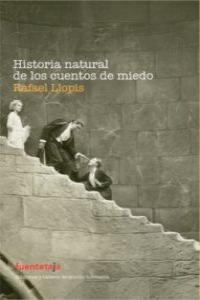 HISTORIA NATURAL DE LOS CUENTOS DE MIEDO: portada