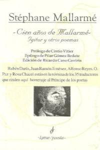 CIEN AÑOS DE MALLARME: portada