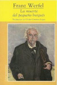 MUERTE DEL PEQUEÑO BURGUES,LA: portada