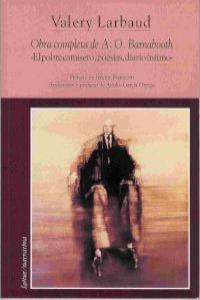 OBRA COMPLETA DE A.O.BARNABOOTH: portada