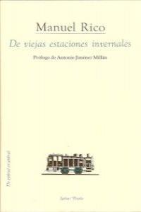 DE VIEJAS ESTACIONES INVERNALES: portada