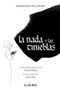 LA NADA Y LAS TINIEBLAS: portada