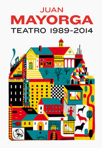Teatro 1989-2014: portada