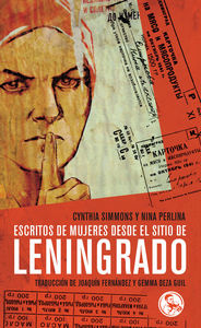 Escritos de mujeres desde el sitio de Leningrado: portada