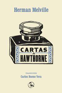 Cartas a Hawthorne: portada