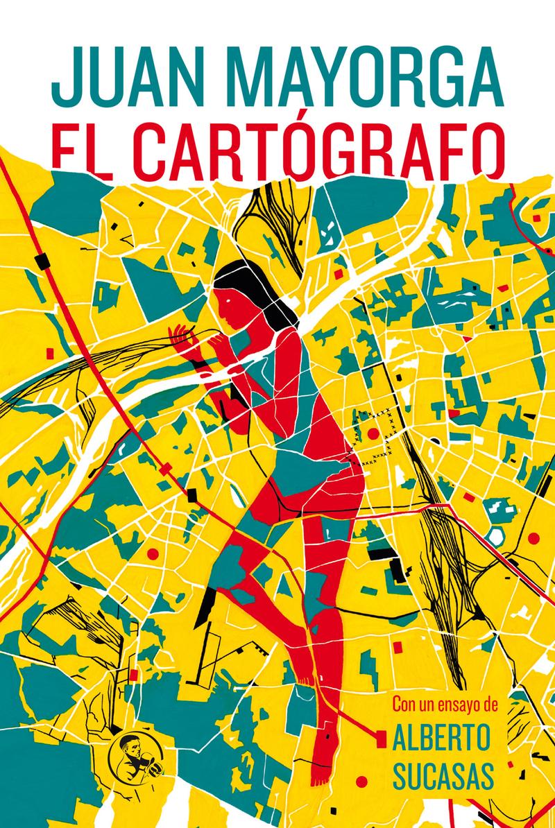 El cartógrafo: portada