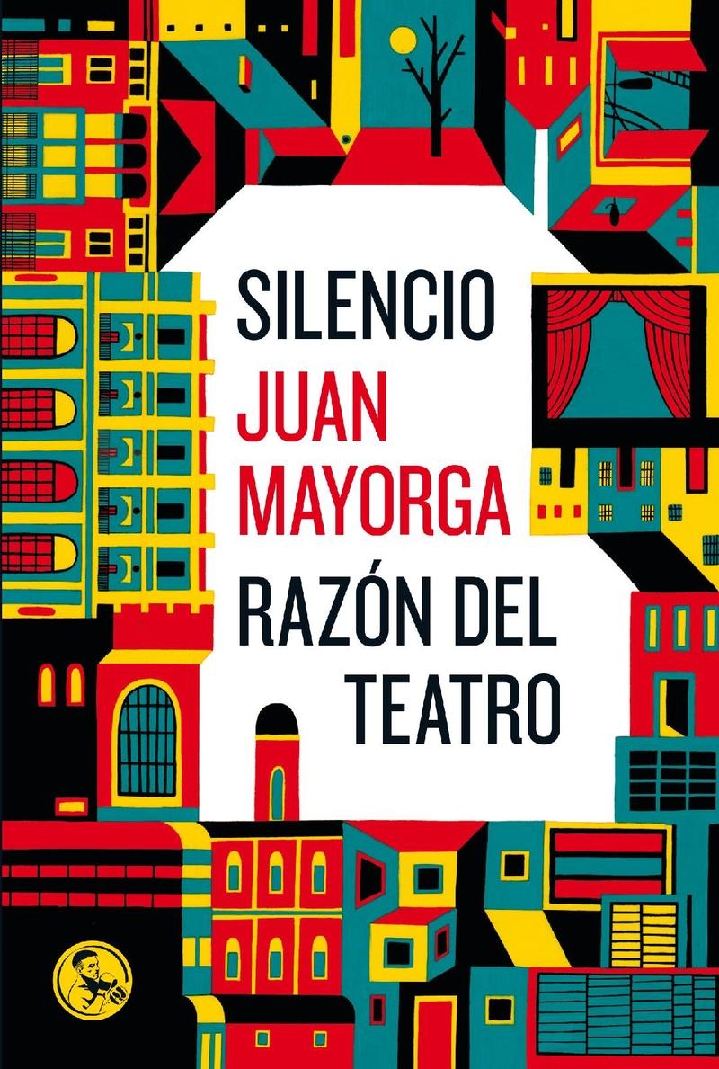 SILENCIO / RAZÓN DEL TEATRO: portada