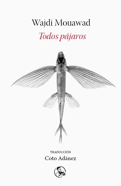 TODOS PÁJAROS: portada
