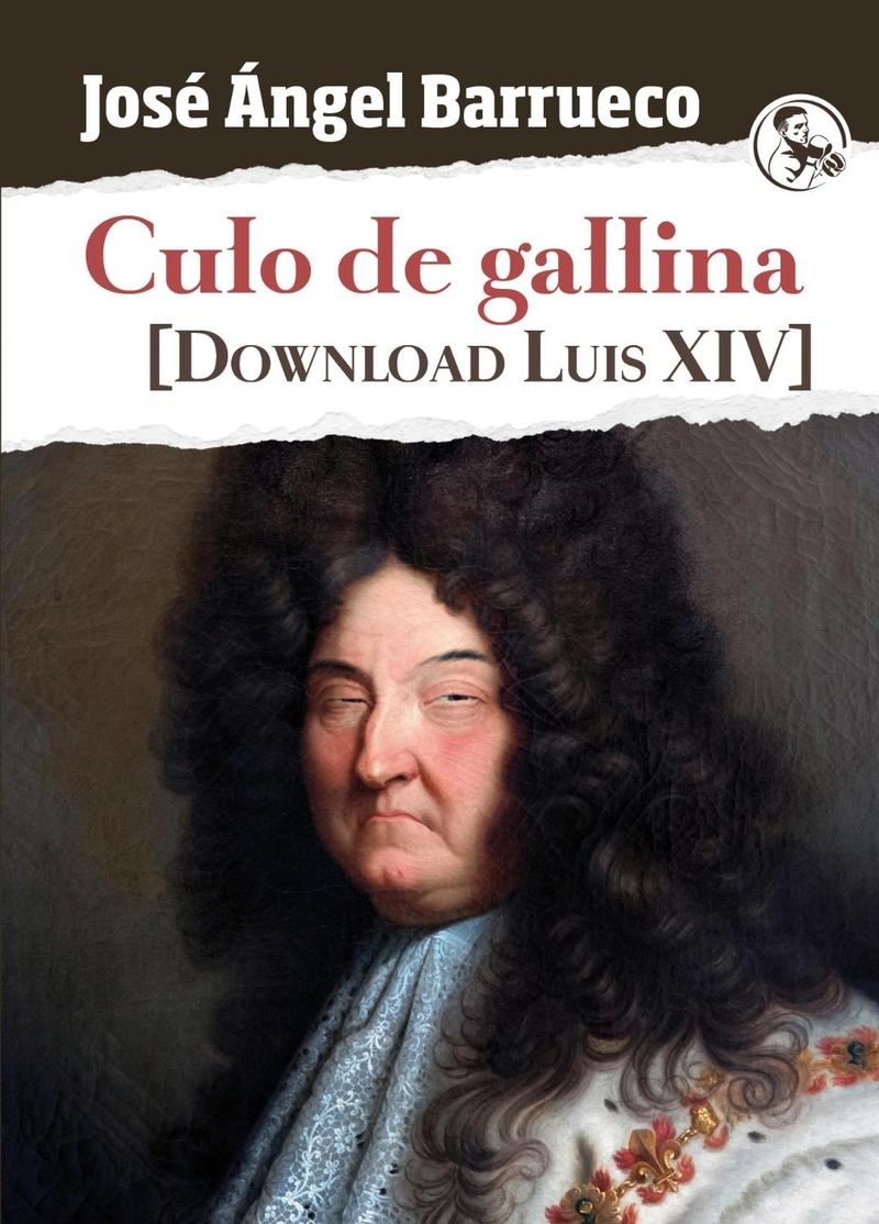 CULO DE GALLINA: portada