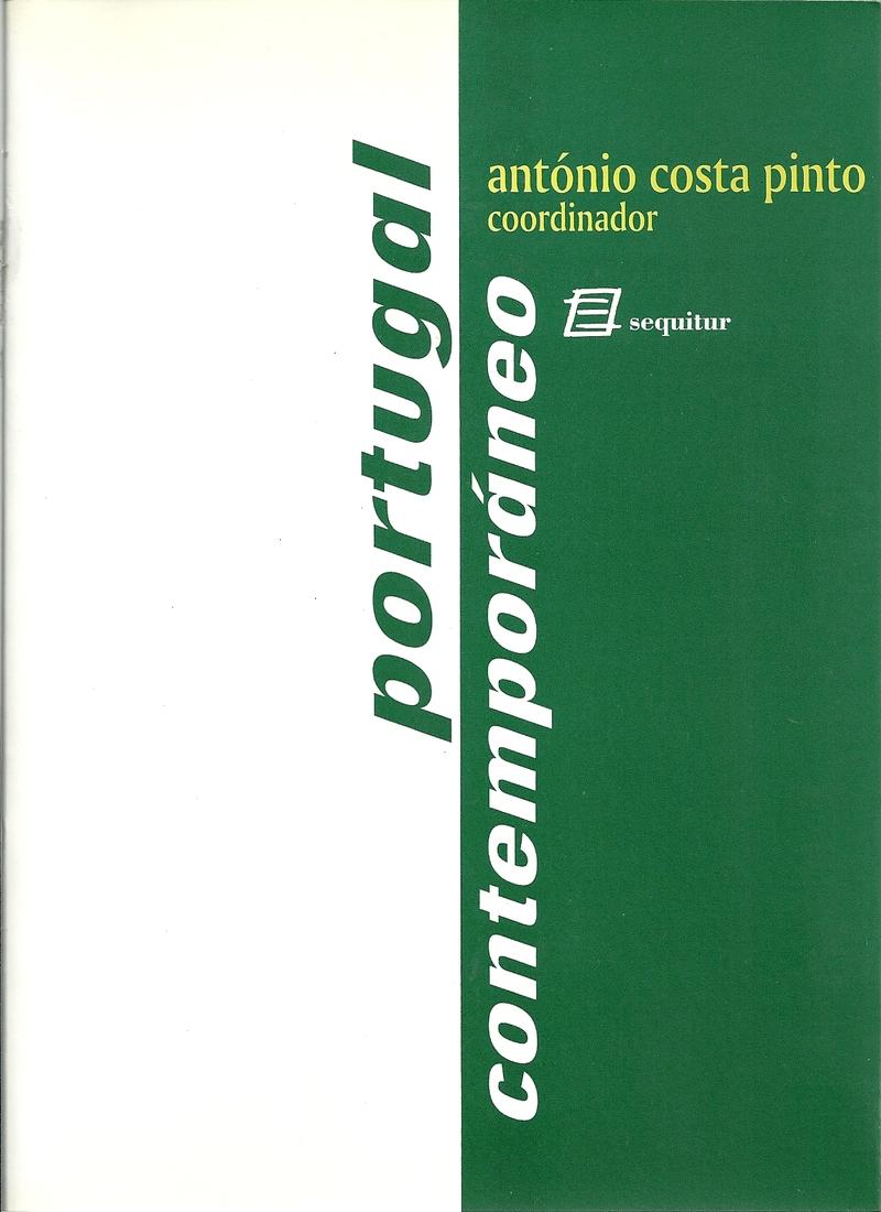 PORTUGAL CONTEMPORANEO: portada