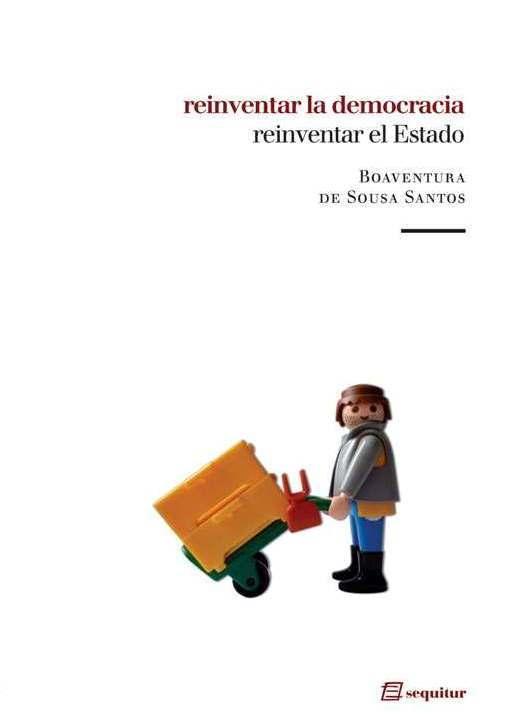 REINVENTAR DEMOCRACIA REINVENTAR ESTADO 5ªED: portada