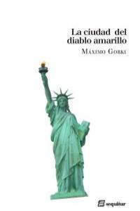 CIUDAD DEL DIABLO AMARILLO,LA: portada