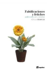 FALSIFICACIONES Y FETICHES: portada