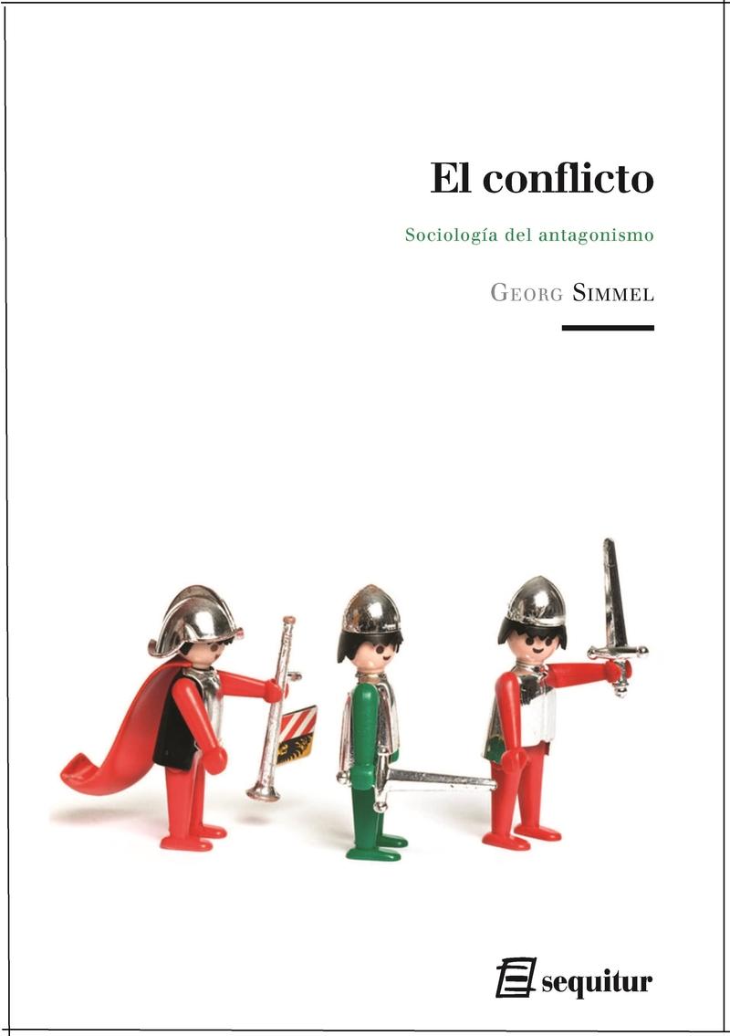 CONFLICTO,EL 3ªED: portada