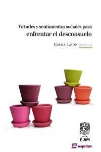 Virtudes y sentimientos sociales para ENFRENTAR EL DESCONSUE: portada