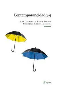 Contemporaneidad(es): portada