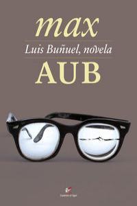 Luis Buñuel, novela: portada